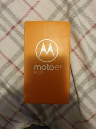 movil Motorola E6 Plus 4 gb / 64 gb