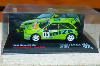 Maqueta Seat Ibiza Rally