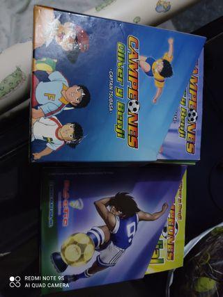 Colección completa de Campeones