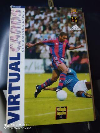 Virtual Cards FC Barcelona