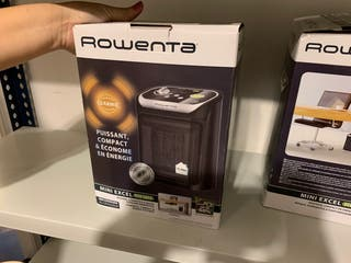 Radiador eléctrico Rowenta