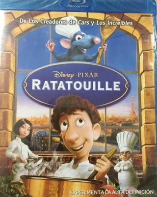 BLU-RAY - Ratatouille