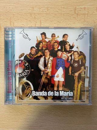 CD Banda de la María
