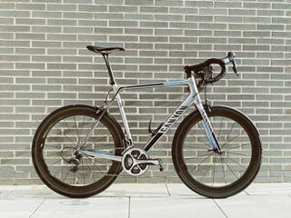 Canyon Endurance XL Dura ace con Reynolds 60
