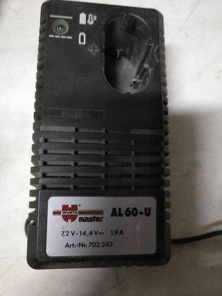 Cargador de batería para atornillador würth