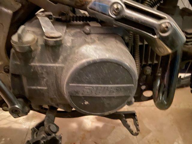 Pit Bike bud racing 140cc