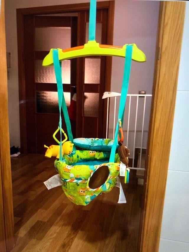 Saltador para bebes