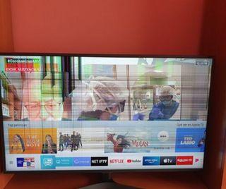 TELEVISIÓN SAMSUNG PANTALLA ROTA