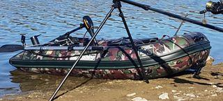 barca pesca 230cm y regalo motor 30 lb