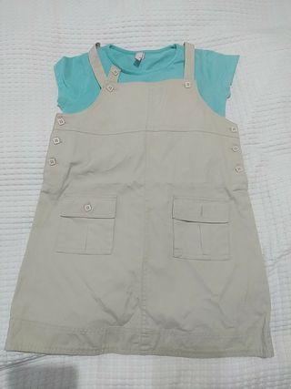 conjunto peto+camiseta gocco 8