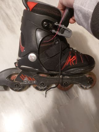 Patines de línea marca ski hero