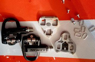 Pack pedales y calas Look Keo Classic 3