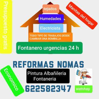 Expertos en reformas