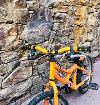 Bicicleta Infantil, marca ORBEA