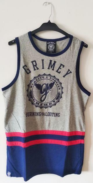 Camiseta de tirantes Grimey