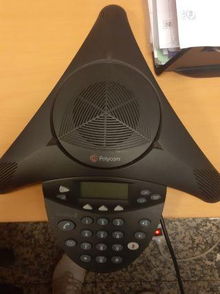 Telefono IP multiconferencias