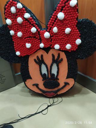 piñata grande Minnie