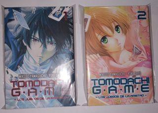 Tomodachi Game 1, 2 y 5.