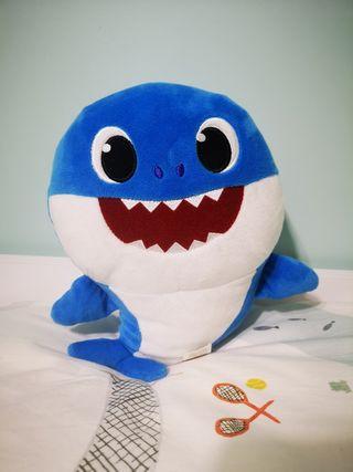 Peluche Musical de Baby Shark