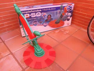 Robot Limpiafondos de piscina