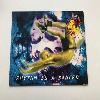 VINILO SNAP 1992 RHYTHM IS A DANCER