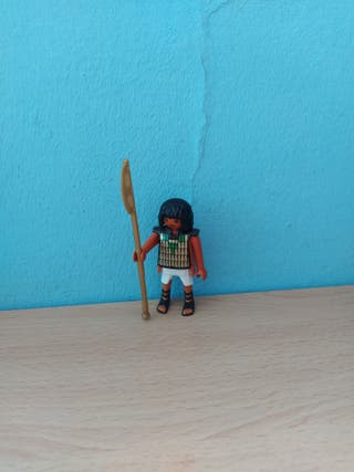 playmobil soldado egipcio