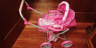 silla/capazo de juguete