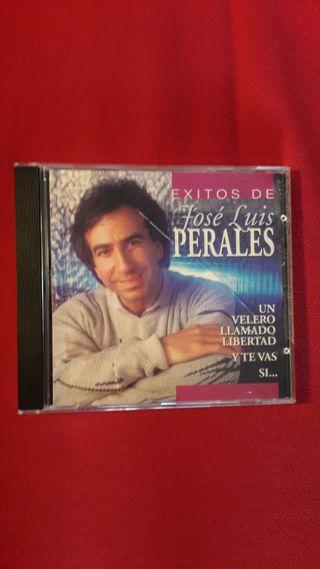 Éxitos de José Luis Perales