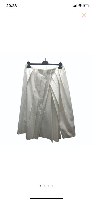 Dries Van Noten minimal skirt