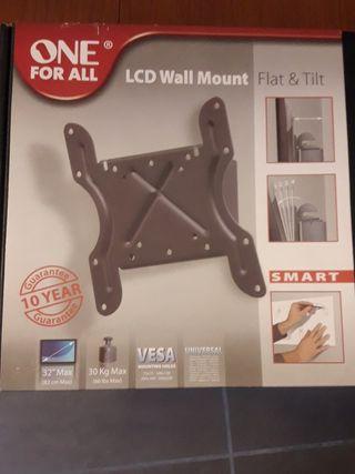 soporte televisión para pared