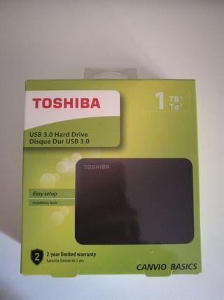 Disc dur extern HDD 1TB