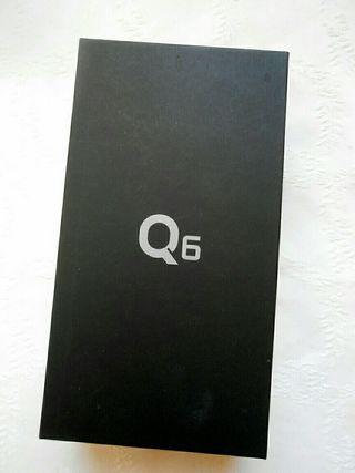 LG Q6 sin abrir