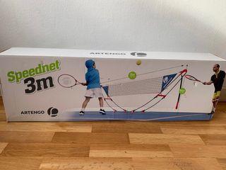 Red de tenis portatil