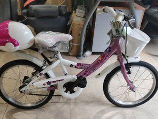 Bicicleta Torpado para niña