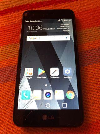 LG K4 funciona perfectamente libre