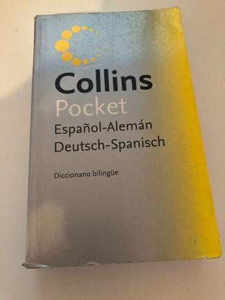 COLLINS POCKET ESPAÑOL - ALEMAN