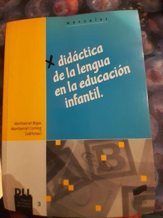 Didáctica de la lengua en educación infantil