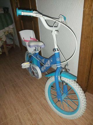 bicicleta frosen