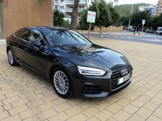 Audi A5 2.0TDI-NACIONAL-LIBRO DE REVISIONES