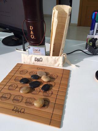 DAO juego de mesa