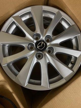 Mazda Tapacubo/ hubcap /Alloy Wheel Rim/Nuevo