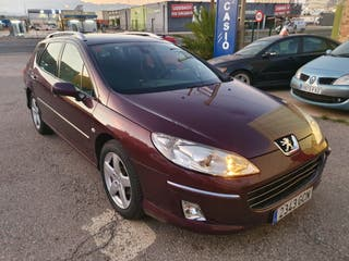 Peugeot 407 2.0 hdi FAMILIAR 2008