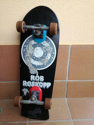 Vendo monopatín skate sk8 retro school