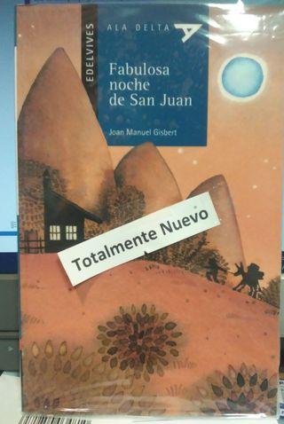 Fabulosa noche San Juan 9788426351487