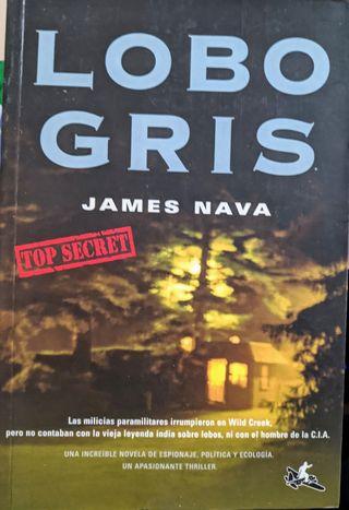 Lobo Gris, James Nava
