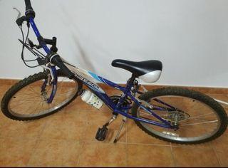 Bicicleta nueva . Sin uso. 24 pulgadas.