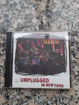 Música Nirvana unplugged in New York