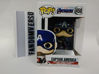 Capitán América, Endgame