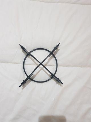 soporte para cocinar hornillo /placa con fuegos