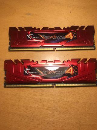 Memoria Ram 8GB Gskill Ripjaws 4